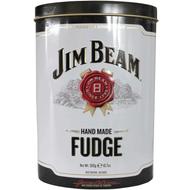 Jim Beam Hand Made Whiskey Fudge Tin 300g