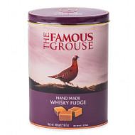 The Famous Grouse Whiskey Fudge Tin 300g