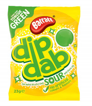 Sherbet Dip Dabs Sour Apple 23g x 24