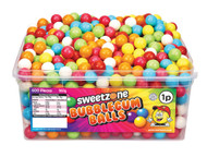 Bubblegum Balls Tub of 600
