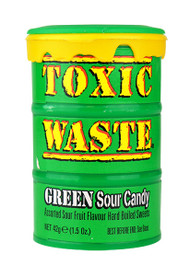 Toxic Waste Tub - Green - Pack of 12