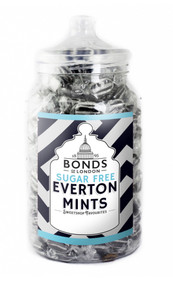 Bonds Sugar Free - Everton Mints - 2kg Jar