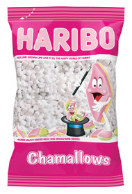 Haribo Chamallows Mini White Mallows 1kg