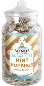 Bonds Sugar Free - Mint Humbugs - 2kg Jar