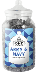 Bonds - Army & Navy - 2.5kg Jar