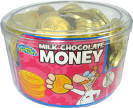 Milk Chocolate Coins Tub of 120