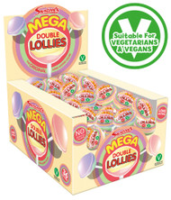 Mega Double Lollies x 36