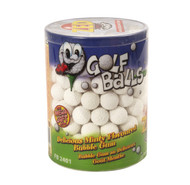 Golf Balls Bubblegum Drum x 180