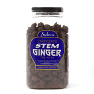 Chocolate Stem Ginger Jar 3kg