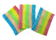 Fizzy Rainbow Bites