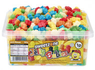 Sweetzone Tub - 1p Jelly Babies (600)