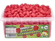 Sweetzone Tub - 1p Foam Strawberries (600)