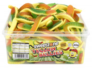 Sweetzone Tub - 20p Yellow Bellies (30)