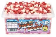 Sweetzone Tub - 1p Fizzy Bones (600)