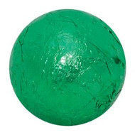 Milk Chocolate Foil Balls -  Green