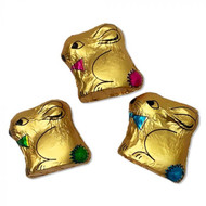 Gold Milk Chocolate Creme Filled Bunnies 1kg (apx 100)