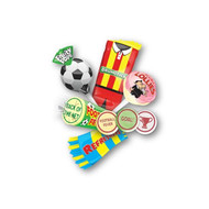 Swizzels Football Fever Variety Sweet Selection