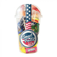 Shaker Cups  200g - Taste of the USA