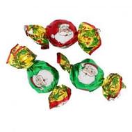 Santa Milk Chocolate Twists 1kg Bag
