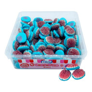 Vidal Jelly Filled Brains Tub (120 Pieces)