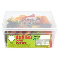 Haribo Tubs - Giant Suckers