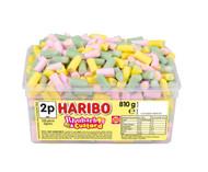 Haribo Tubs - Rhubarb & Custard