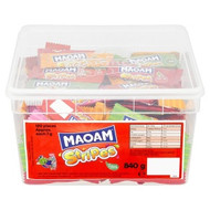 Maoam Stripes Chews - Tub