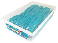 Blue Raspberry Fondant Twists Tub of 100