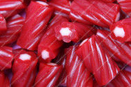 Strawberry Cable Bites, Retro sweets, cheap sweets, haribo, swizzel matlow, cadbury, sweet shop, boiled sweets, online sweet shop, uk sweet shop, a quarter of, quarter of, fudge sweets, toffee sweets, liquorice sweets, sweets and candy, mollys mixtures