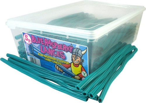 Blue Raspberry Lances, Retro sweets, cheap sweets, haribo, swizzel matlow, cadbury, sweet shop, boiled sweets, online sweet shop, uk sweet shop, a quarter of, quarter of, fudge sweets, toffee sweets, liquorice sweets, sweets and candy, mollys mixtures
