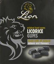 Lions Liquorice Gums 2kg
