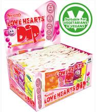Love Heart Dips