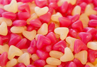 Barratt Pink & White Jelly Hearts