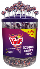 Vimto Lollipops