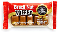 Walkers Nonsuch Toffee Bar - Nutty Brazil