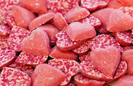 Candy Pink Hearts