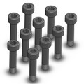 Summo-II Spanner Wrench Bolts