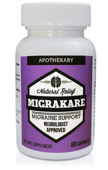 MigraKare is a unique dietary supplement developed by neurologists and pain management specialists to support the brain health and wellness of migraine sufferers.