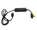 A-Video-USB S-Video Capture Cable