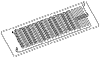 Meander and Continuous Flow PCR Chip, Olive, Zeonor, 10000011, Microfluidic ChipShop