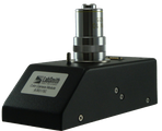 Camera module shown with 10X objective (A-OBJ-10X)