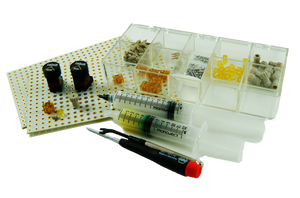 LabSmith's Single User microfluidics kit provides all of the components you need to experiment, prototype and educate in microfluidic.