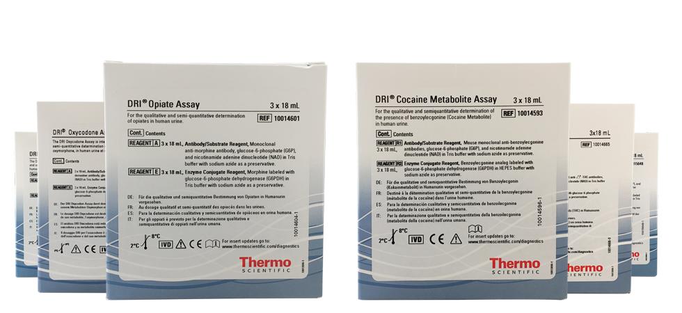 Indiko Plus Reagents Controls Calibrators