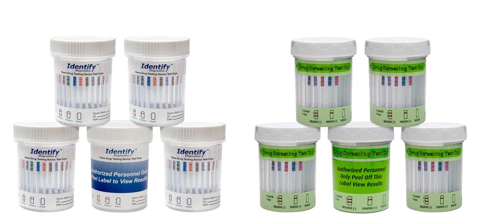 Drug Testing Cups - Medical Distribution Group