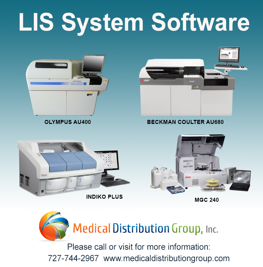 Purchase Lis Software Laboratory Information System