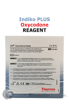 DRI Oxycodone Reagent Indiko Plus 10015632 | Medical Distribution Group