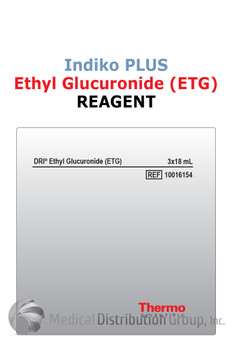 DRI Ethyl Glucuronide ETG Reagent Indiko Plus 10016154 | Medical Distribution Group
