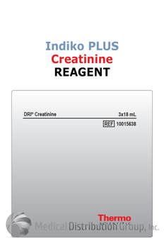 DRI Creatinine Reagent Indiko Plus 10015638 | Medical Distribution Group