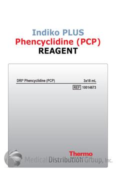 DRI Phencyclidine PCP Reagent Indiko Plus 10014673 | Medical Distribution Group