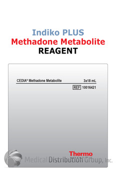 CEDIA Methadone Metabolite Reagent Indiko Plus 10016421 | Medical Distribution Group
